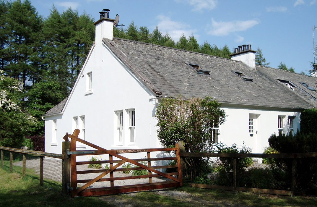 Gatehouse of Fleet holiday cottage
